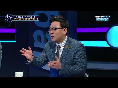 배지환의 육성선수 자격인정 가처분 신청사건
