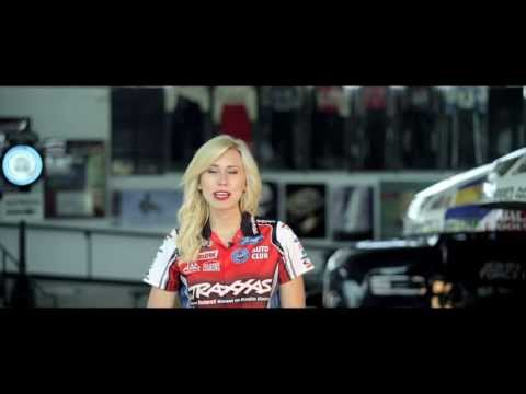 Courtney Force ESPN The Magazine The Body Issue Interview