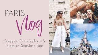 Video PARIS VLOG   Snapping Emma's photos & a day of Disneyland Paris - Bang On Style MP3, 3GP, MP4, WEBM, AVI, FLV September 2018