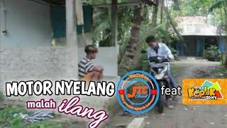 Video MOTOR NYELANG MALAH ILANG ft KOPLAK STORY film pendek ngapak kebumen MP3, 3GP, MP4, WEBM, AVI, FLV Maret 2019