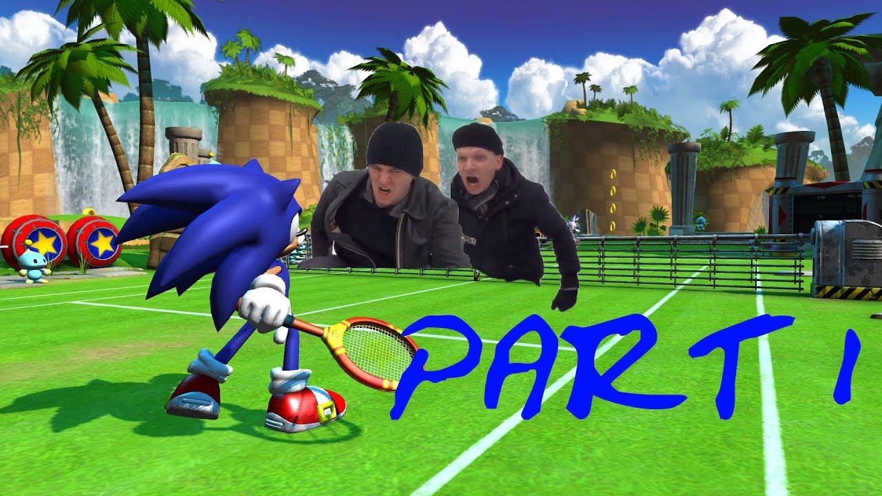 Spiele-Ma-Mo: Sega Superstars Tennis (Part 1)