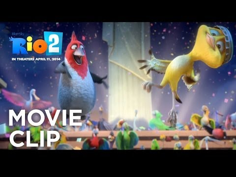 Rio 2 (Clip 'New Year's Eve')