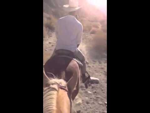 Horseback riding in Palm Springs