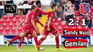 Video Sandy Walsh Cetak Gol Penentu Kemenangan | Zulte Waregem VS Royal Excel Mouscron (17-09-2017) MP3, 3GP, MP4, WEBM, AVI, FLV Oktober 2017