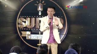 Video Ali Akbar: Suara Orang Timur - (SUPER Stand Up Seru eps 222) MP3, 3GP, MP4, WEBM, AVI, FLV September 2017