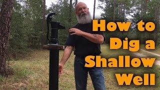 Video Digging a Shallow Well MP3, 3GP, MP4, WEBM, AVI, FLV Juni 2019