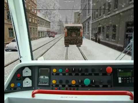 MSTS OLOMOUC Projizdka po trati