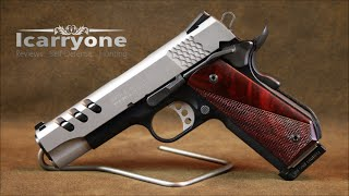 Smith & Wesson PC Lightweight Commander