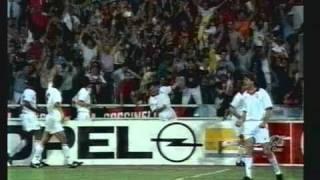 Dejan Savicevic´ Treffer für Roter Stern und Milan