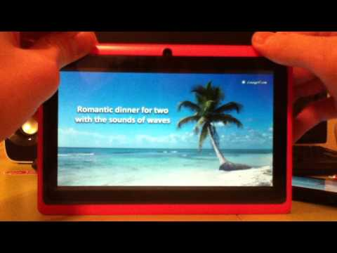 Review of Zeepad 7.0 (Android ICS) 1.5 Ghz Tablet