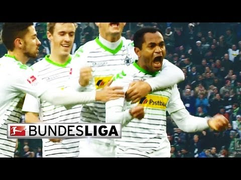 former - Borussia Mönchengladbach were 2-1 winners against FC Schalke 04. A great goal from Raffael secured the victory against his former club. Watch it here! The Of...