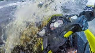 2. First time riding 2018 Sea Doo RXP X 300 WOW Amazing 4K