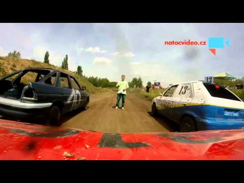 Motocross v Chabařovicích