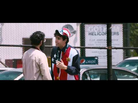 The Dictator Movie Official Extended Scene: Helicopter