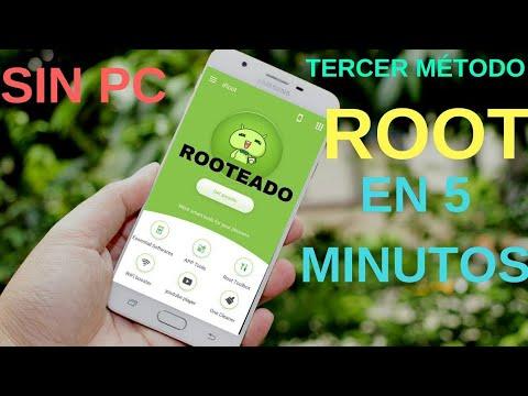 COMO ROOTEAR CUALQUIER ANDROID EN 5 MINUTOS|SIN PC| + QUITAR ROOT |TERCER MÉTODO|2020|NO KING ROOT|