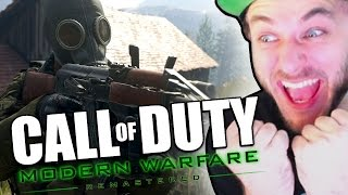 MODERN WARFARE REMASTERED!