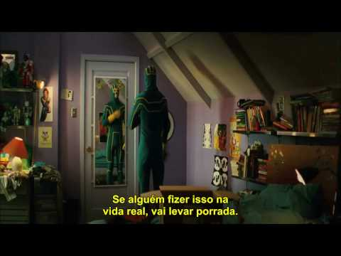 KICK-ASS: QUEBRANDO TUDO - Trailer HD Legendado