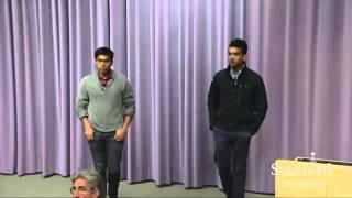 Stanford Seminar - Akshay Kothari&Ankit Gupta Of Pulse