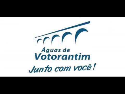 TV Votorantim - Apoiador - Águas de Votorantim cadastro de débito automático