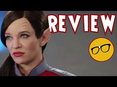 The Orville Season 2 Episode 5 All The World is Birthday Cake Review