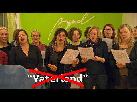 Die genderneutrale Nationalhymne: Heimatland statt Vate ...