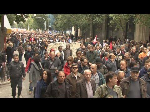 Γενική απεργία για το Ασφαλιστικό