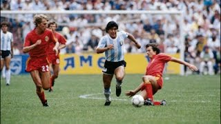 Video Diego Armando Maradona - World Cup 1986 - Unique Kinetics MP3, 3GP, MP4, WEBM, AVI, FLV Agustus 2018