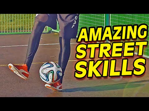 soccer - Sick Freestyle Skill Tutorial - Soccer Freestyle Futsal Tricks. Today we will show a unique Freestyle Combination Move. Some other Futsal & Street Freestyle Players use some of these skills...