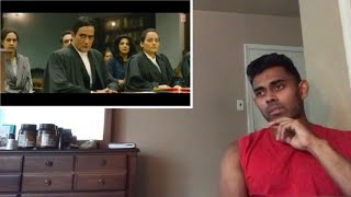 Section 375 Official Trailer | Akshaye Khanna, Richa Chadha,Ajay Bahl | Releasing American Reaction