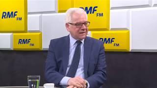 Jacek Czaputowicz: Warto zapytać Donalda Tuska, czyim jest reprezentantem. Na pewno nie Polski.