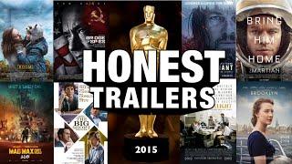 Video Honest Trailers - The Oscars (2016) MP3, 3GP, MP4, WEBM, AVI, FLV Agustus 2019