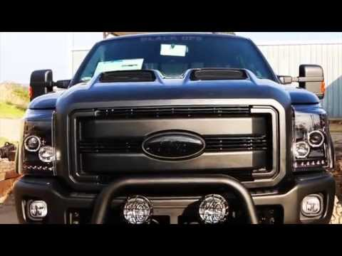 2014 f250 black ops by tuscany fully loaded ford of murfreesboro