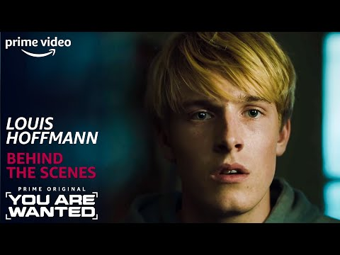 Behind the Scenes mit Louis Hofmann | You Are Wanted | Prime Video DE