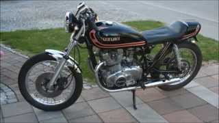 Suzuki GS 400 Low Budget