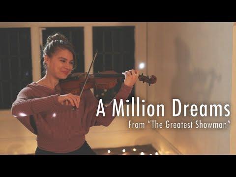 "The Greatest Showman Ensemble  ""A Million Dreams"" Cover"