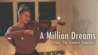 Video A Million Dreams - The Greatest Showman (Violin Cover) Taylor Davis MP3, 3GP, MP4, WEBM, AVI, FLV Februari 2018
