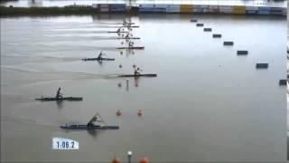 2014 Szeged C1 1000m Men Canoe Sprint World Cup 3