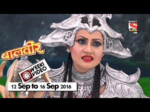Video WeekiVideos | Baalveer | 12 September to 16 September 2016 download in MP3, 3GP, MP4, WEBM, AVI, FLV January 2017