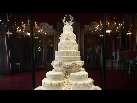 See How Meghan Markle and Prince Harry's Wedding Cake Could Be Made (видео)