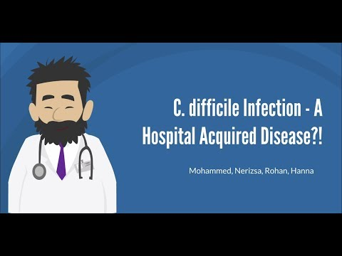 C. difficile Infection: A Hospital Acquired Disease?