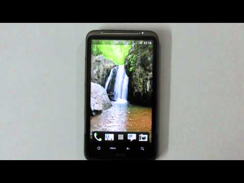 Video of Real Water Fall Live Wallpaper
