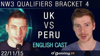 UK vs Peru - NationWars III - Qualifiers Bracket 4 - Match 1 [EN]