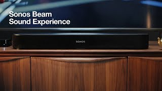 Sonos 'Sonos Beam Sound Experience'<br><br>Director Felipe Lima<br>Producer Cédric Troadec<br> Production Co Ways & Means