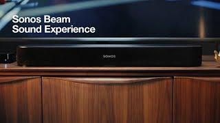 Sonos 'Sonos Beam Sound Experience'<br><br>Director Felipe Lima<br>Producer Cédric Troadec<br> Production Co Ways & Means