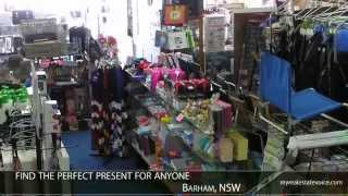 Barham Australia  city pictures gallery : Variety Store/Bank Agency Business for Sale - Barham, NSW
