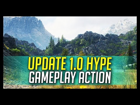 ► Update 1.0 HYPE Action... Tomorrow! - World of Tanks 1.0 Gameplay