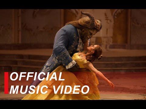 Beauty and the Beast | Music Video Ariana Grande & John Legend