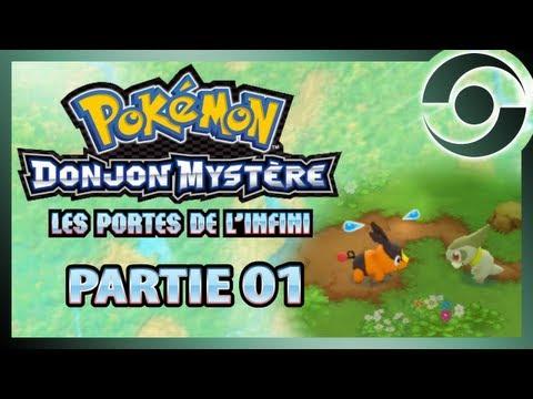 Comment evoluer pokemon donjon mystere la r ponse est - Pokemon donjon mystere les portes de l infini 3ds ...