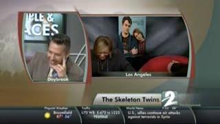Reporter Epically Fails at Interviewing Kristen Wiig