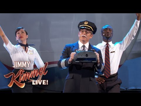 """Matthew Broderick is Captain """"Sully"""" Sullenberger in """"Hudson, We Have a Problem"""""""